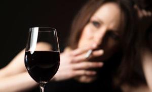 Драма жизни пьющей женщины