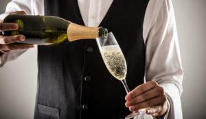 Вредно или нет шампанское