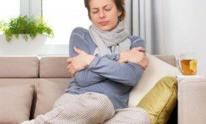 Озноб без температуры: причины у женщин почему морозит и знобит
