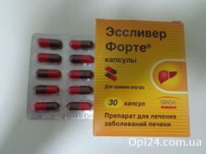 Отзывы о препарате Эссливер Форте. Описание и совместимость