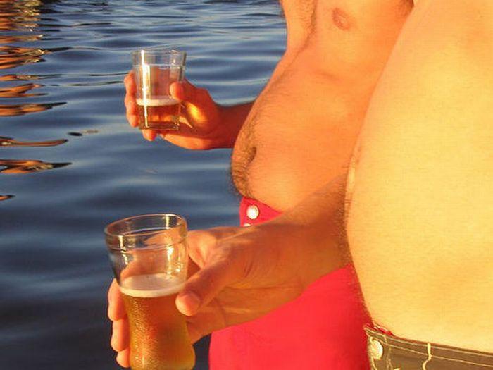 Визуальные признаки алкогольного опьянения