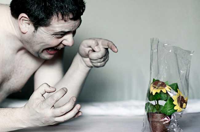 Галлюцинации на фоне алкоголизма
